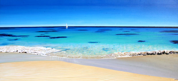 'Eagle Bay Calm'
