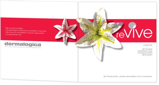 Brochure Design- Outside