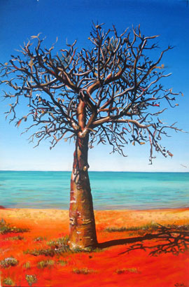 'Broome Boab-Town beach'