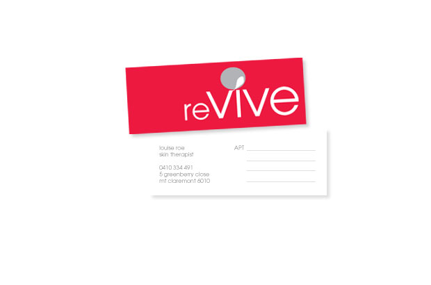 Revive Logo & Business Card