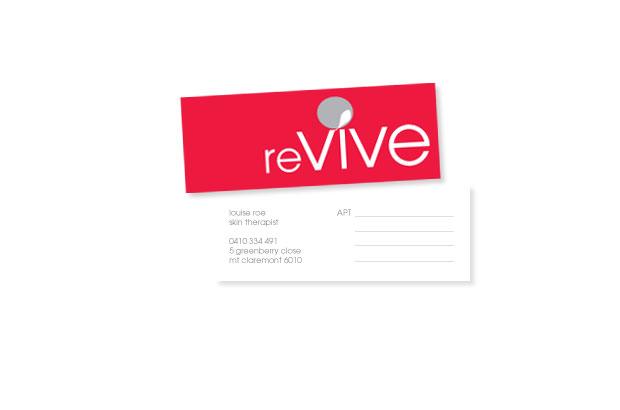Revive Logo & Business Card